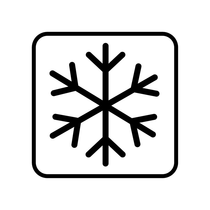 Tåler fryser