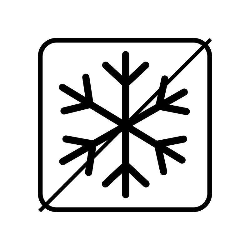 Tåler ikke fryser