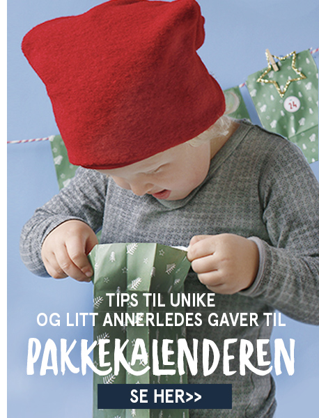 Jul 2018: tips til unike kalendergaver