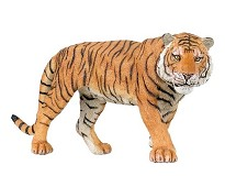 Patruljerende tiger miniatyrfigur - Papo