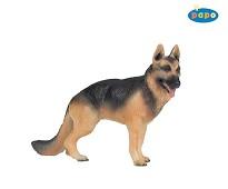 Miniatyrfigur, Schæferhund