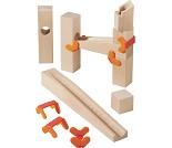 Klemmer og ramper til kulebane, tilleggsett - HABA