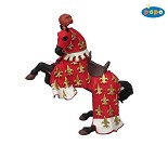 Miniatyrfigur, Prince Philips horse red