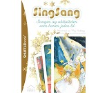 SingSang Jul - kort med julesanger og aktiviteter