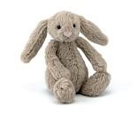 Beige kanin, 18 cm - kosedyr fra Jellycat
