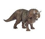 Triceratops - Miniatyrfigur fra PAPO