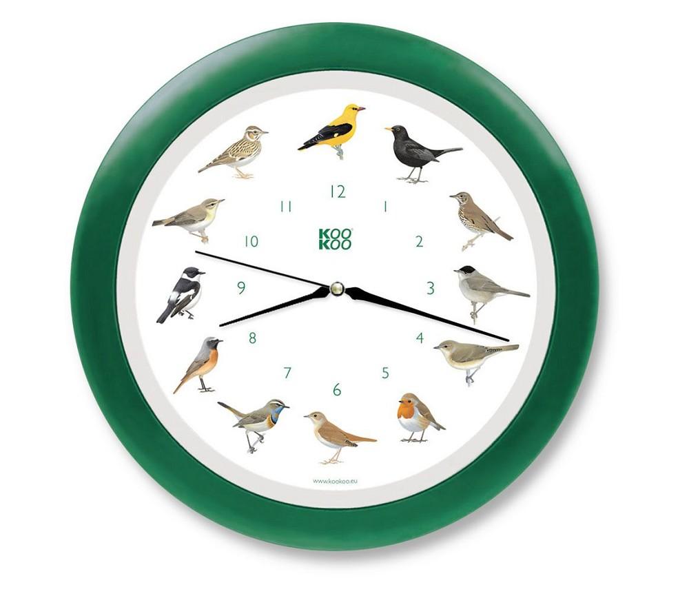 veggklokke med fuglelyder sprell veldig fine leker og. Black Bedroom Furniture Sets. Home Design Ideas