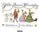 Barnebok, Tante Bruns fødselsdag