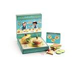 Sandwichbar Emile og Olive, lekemat i tre - Djeco