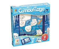 Spill, Smart Games Camouflage Nort..