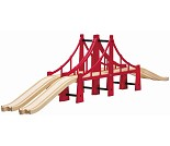 Bro til togbane - BRIO