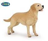 Labrador miniatyrfigur - Papo