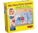 Farger og former, mitt første spill - HABA