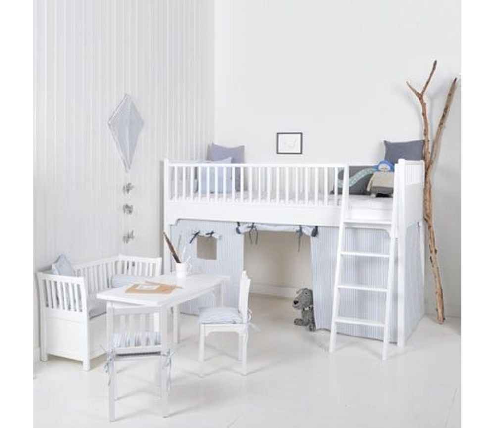 forheng til seng bl oliver furniture sprell veldig fine leker og barneromsinteri r. Black Bedroom Furniture Sets. Home Design Ideas
