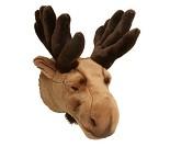 Elg - dyrehode fra Brigbys