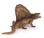 Dimetrodon - Miniatyrfigur fra PAPO