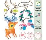 Hobbysett - Lag smykker med krympeplast