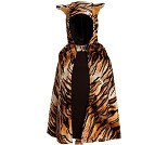 Tigerkappe, 3-5 år, kostyme