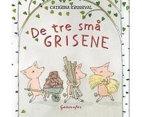 De tre små grisene, eventyrbok