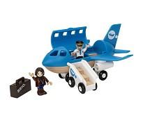 Lekefly med passasjerer - BRIO
