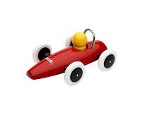 Lekebil i tre, racerbil - BRIO