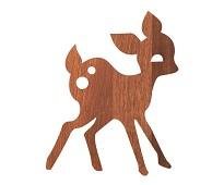 Ferm living bambi lampe tilbud