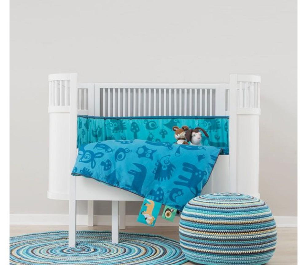 Fantastisk Hvit Kili-seng fra Sebra, baby og junior | Sprell - veldig fine KF-51