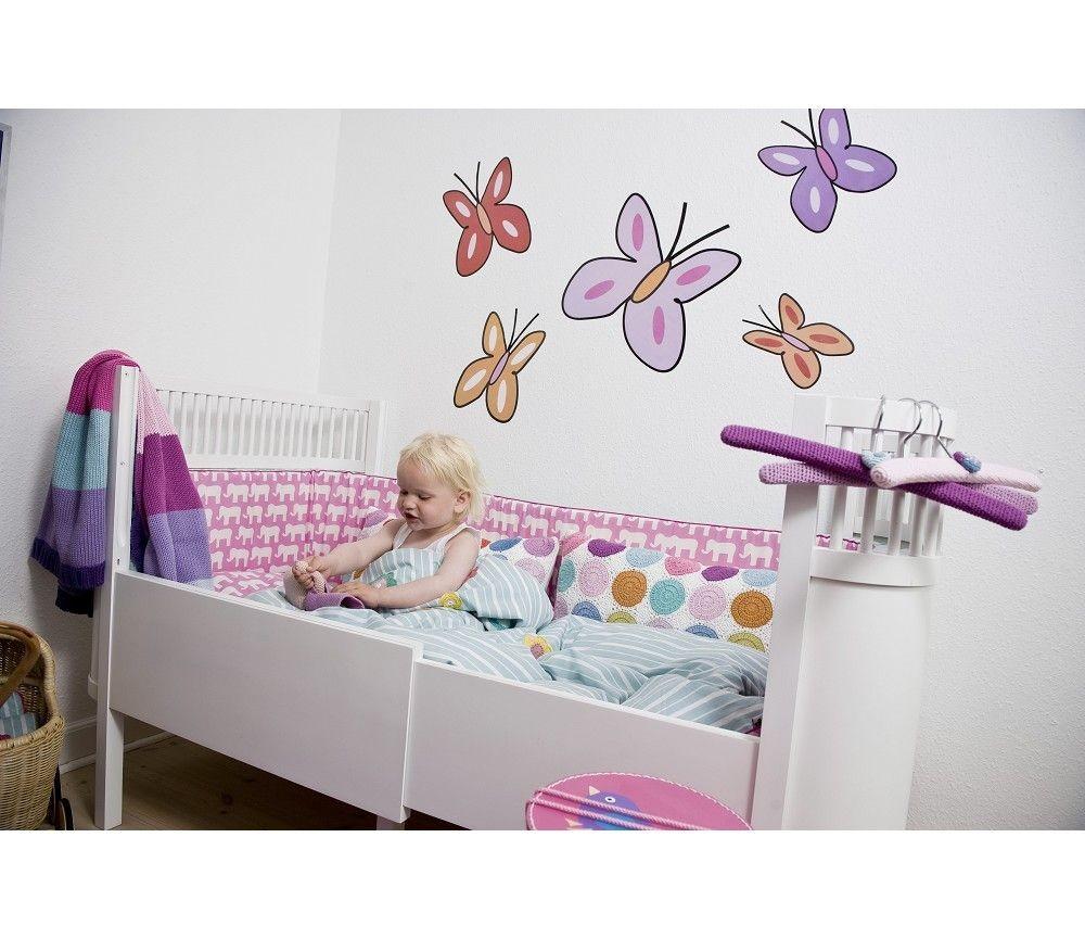 hvit kili seng fra sebra baby og junior sprell veldig fine leker og barneromsinteri r. Black Bedroom Furniture Sets. Home Design Ideas