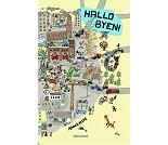 Barnebok, Hallo Byen!