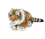 Tiger, kosedyr 45 cm - Living Nature