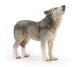 Ulende ulv miniatyrfigur - Papo