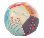 Myk ball til baby, Papoum - Moulin Roty