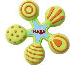 Tyggeleke, grønn stjerne - HABA
