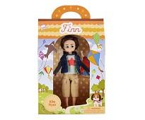 Finn Kite Flyer, dukke - Lottie
