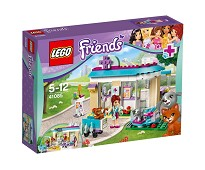 LEGO Friends, Dyreklinikk