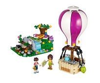 LEGO Friends, Heartlakes varmluftb..