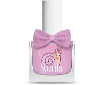 Lyserosa neglelakk, Candy Floss 10,5 ml - Snails