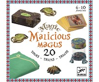 Tryllesett, Malicious 20 triks - Djeco