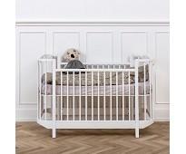 Rosa pastell Kili-seng, baby og junior | Sprell - veldig fine leker og barneromsinteriør