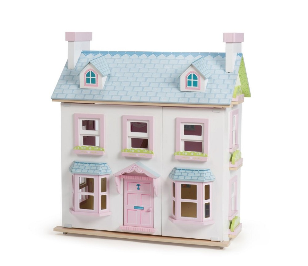 Tre dukkehus