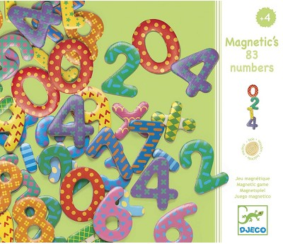 Magneter, 38 tall - Djeco