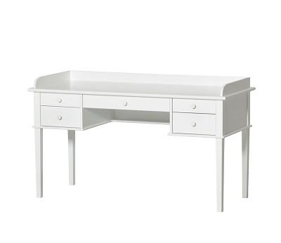 Wood junior skrivebord fra Oliver Furniture