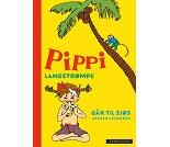 Pippi Langstrømpe går til sjøs, eventyrbok