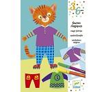 Hobbysett, male klær på dyr