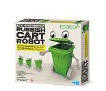 Hobbysett, robot søppelkasse
