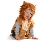 Løvedrakt, 2-3 år, kostyme
