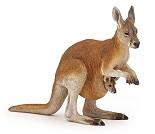 Kenguru, miniatyrfigur fra PAPO