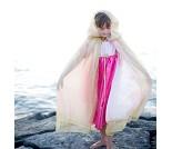 Prinsessekappe, 4-7 år, kostyme