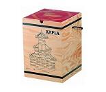 Stort Kapla startersett med 280 klosser og idébok