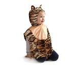 Tigerdrakt, 2-3 år, kostyme